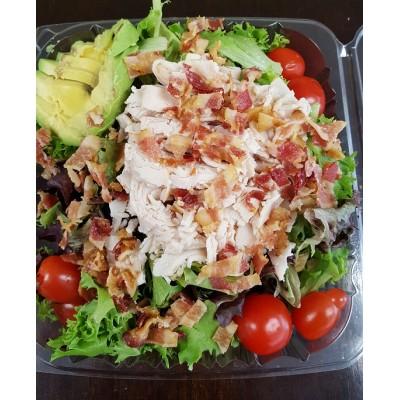 Avocado Club Salad